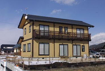 塗り壁住宅