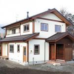 松川村 塗り壁の家 B邸