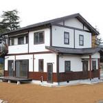 松川村 古民家風の家 A邸