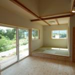信州大町移住新築住宅自然素材