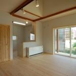 信州大町移住新築住宅自然素材2