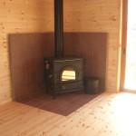 安曇野田舎暮らし 薪ストーブのある家が完成しました