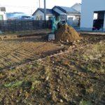 池田町、O様新築工事が始まりました
